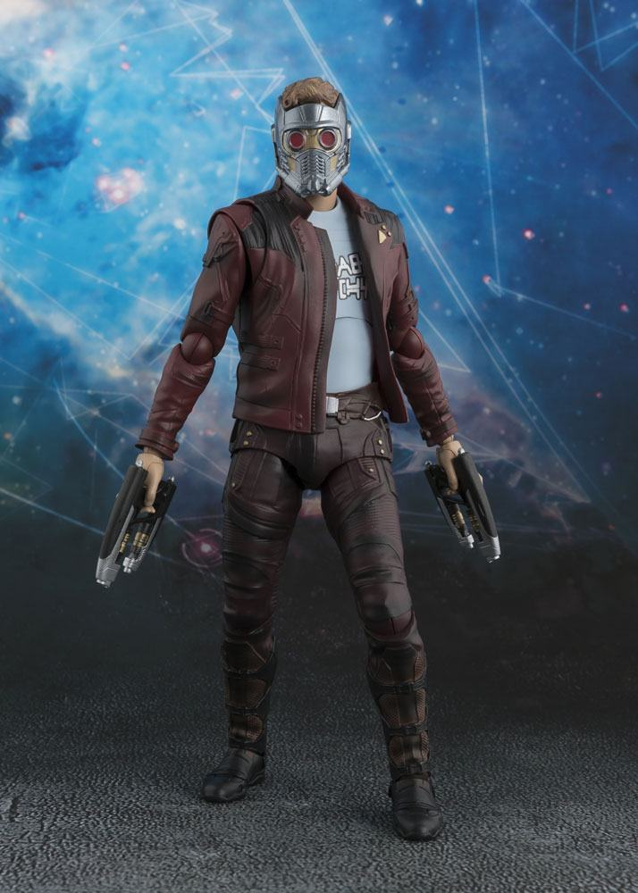 Guardians of the Galaxy Vol. 2 S.H. Figuarts AF Star-Lord & Explosion 17 cm
