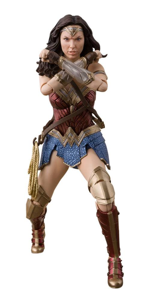 Justice League S.H. Figuarts Action Figure Wonder Woman 15 cm