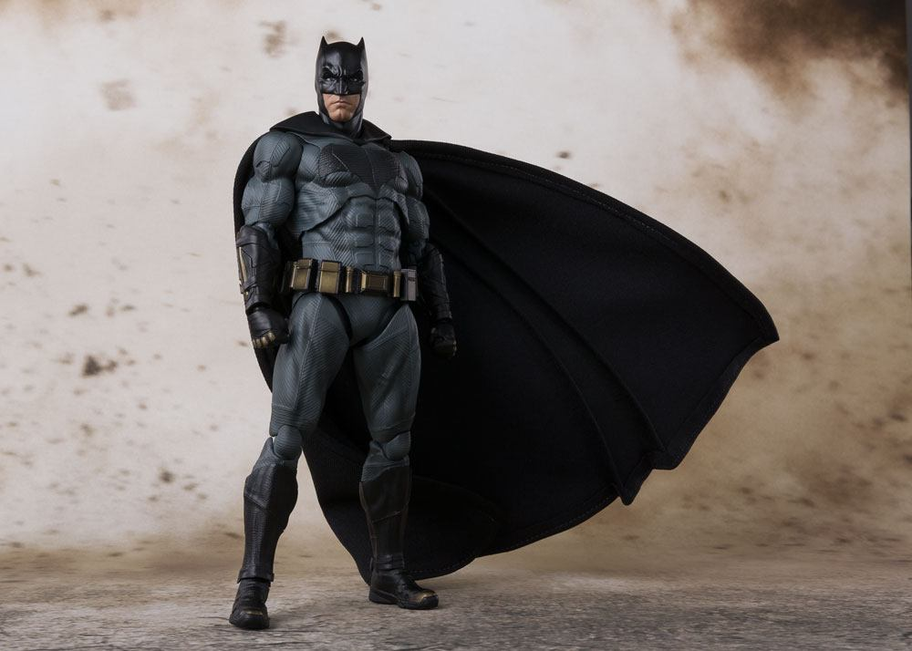 Justice League S.H. Figuarts Action Figure Batman 15 cm