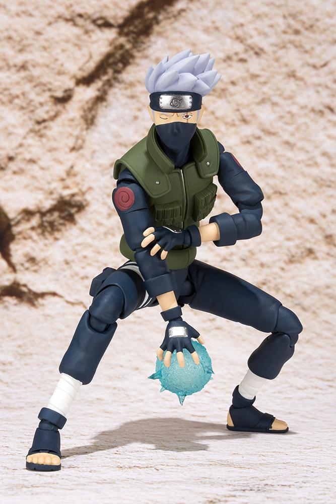 Action Figure Naruto Hatake Kakashi Figuarts 15 cm