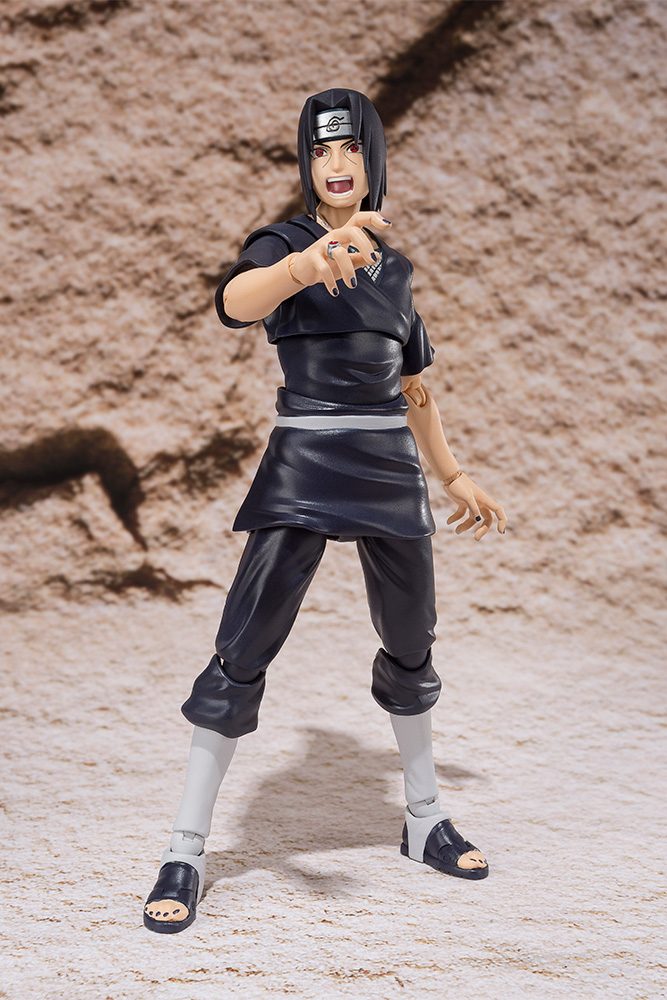 Action Figure Naruto Itachi Uchiha Figuarts Web Exclusive 15 cm