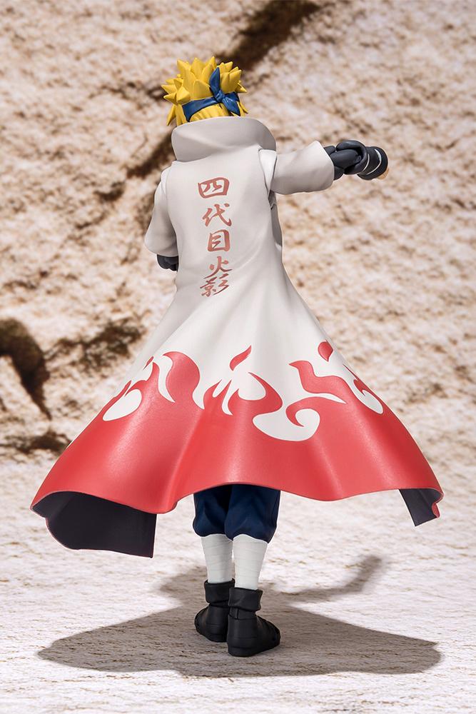 Action Figure Naruto Namikaze Minato WEB Exc. Figuarts 15 cm