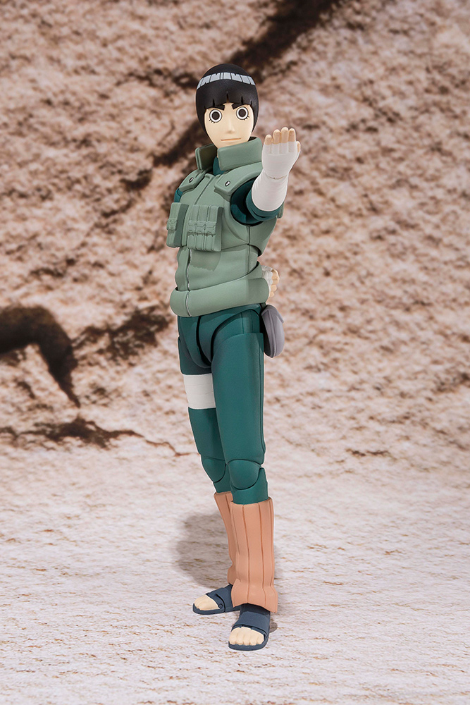 Action Figure Naruto Rock Lee Figuarts 14 cm