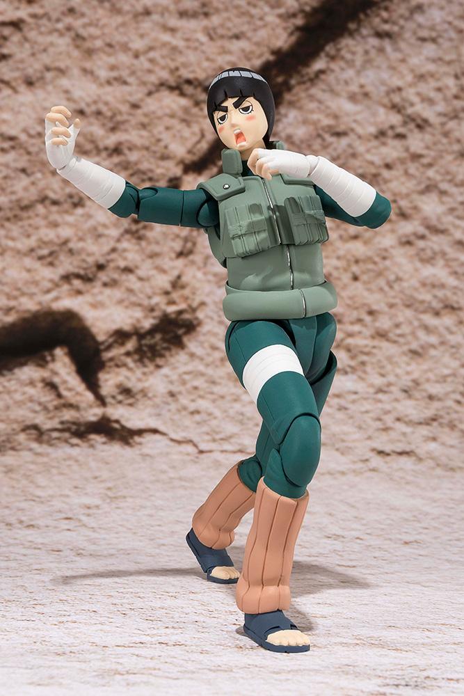 Action Figure Naruto Rock Lee Figuarts 14 cm