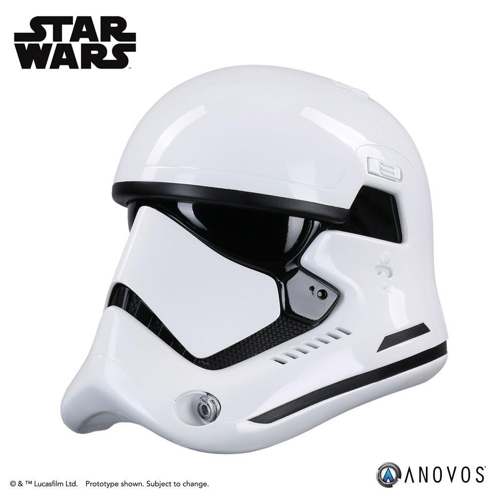 Star Wars Episode VIII Replica 1/1 First Order Stormtrooper Helmet Premier