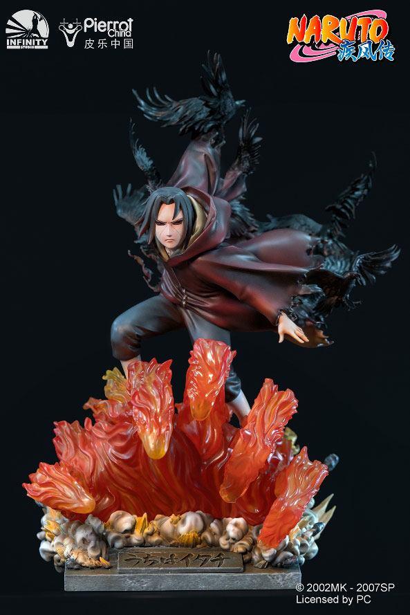 Naruto Statue 1/6 Itachi Uchiha 45 cm