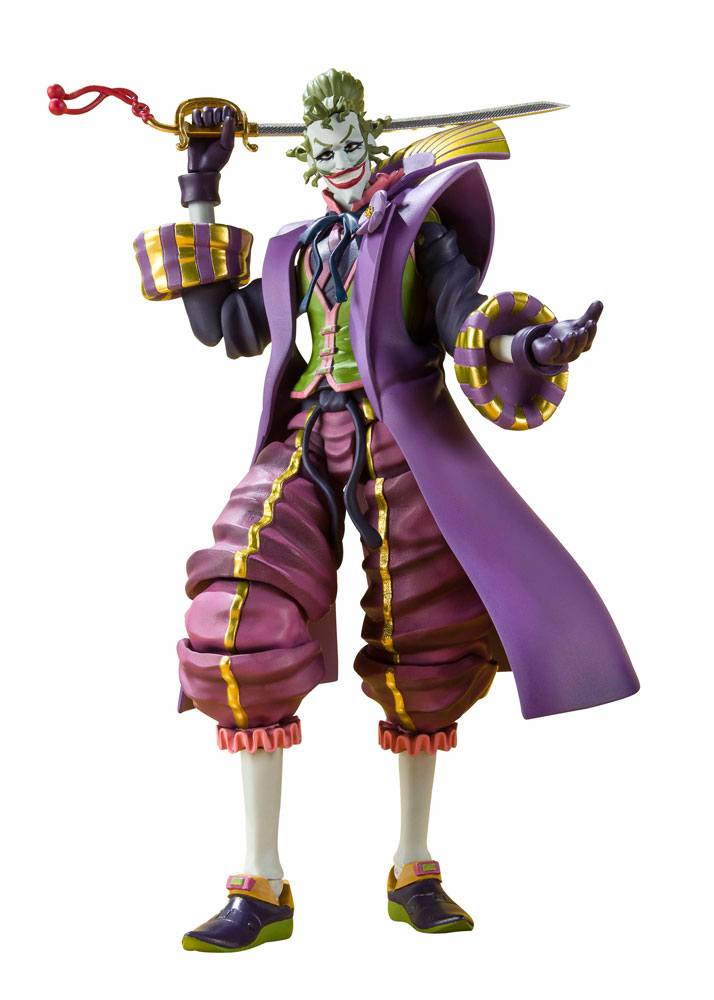 Batman Ninja S.H. Figuarts AF Joker Demon King of the Sixth Heaven 16 cm