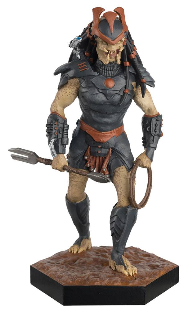 The Alien & Predator Figurine Collection Killer Clan Predator 8 cm