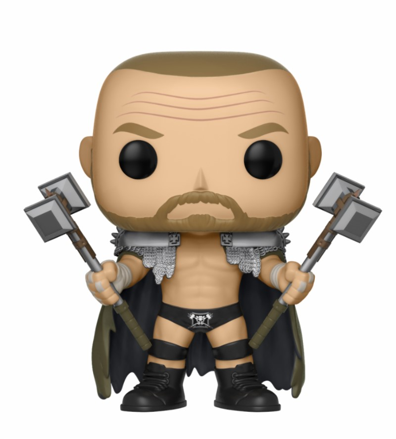 Pop! WWE: Triple H Skull King Vinyl Figure 10 cm