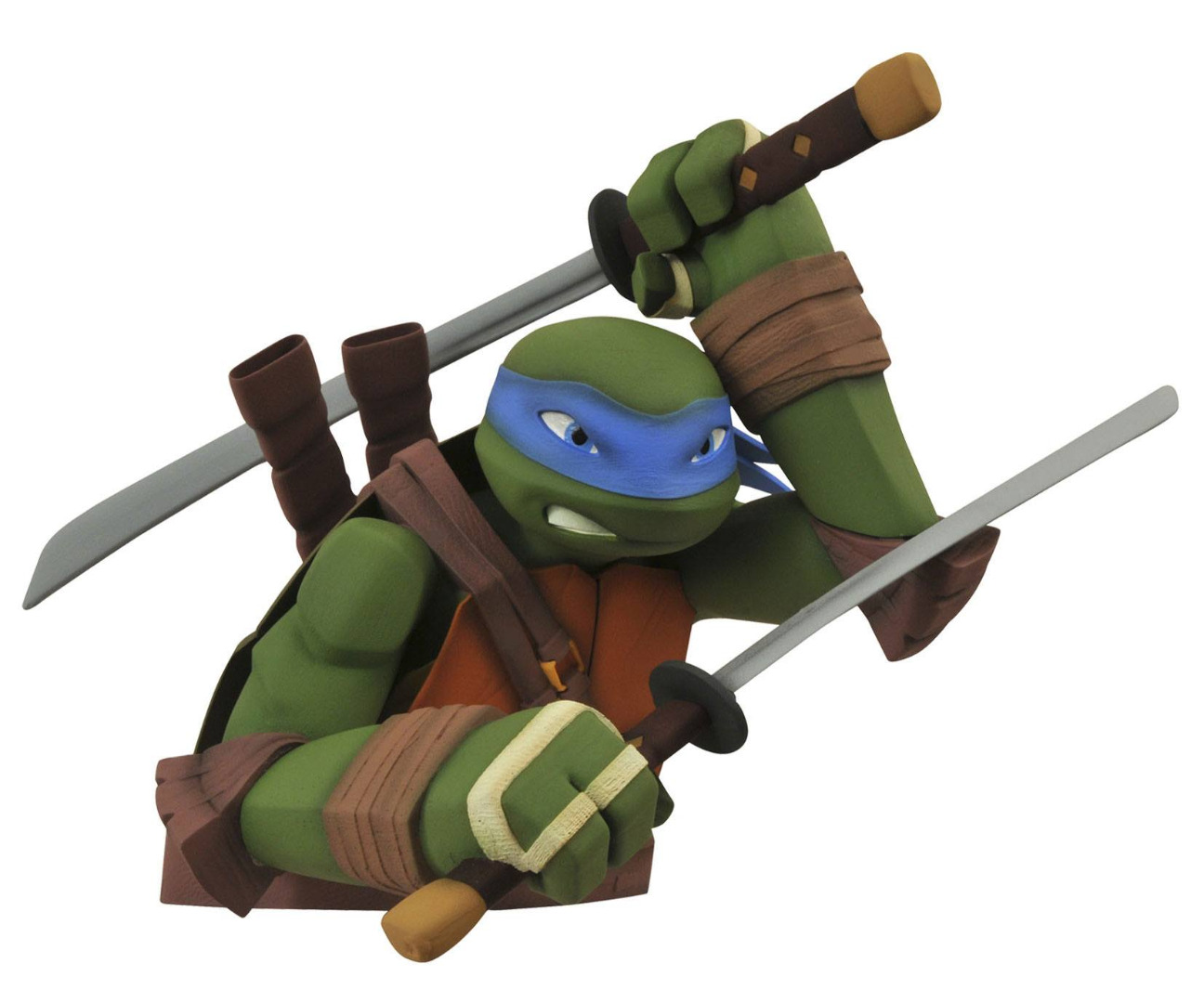 Teenage Mutant Ninja Turtles Bust Bank Leonardo 20 cm