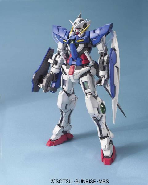MG Master Grade Gundam Exia 1/100