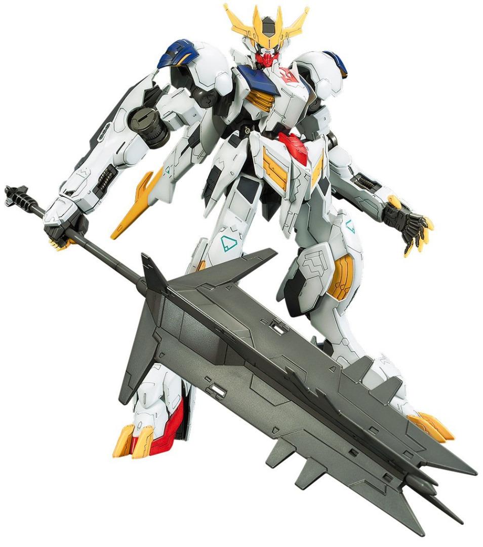 Orphans Gundam Barbatos Lupus Rex 1/100