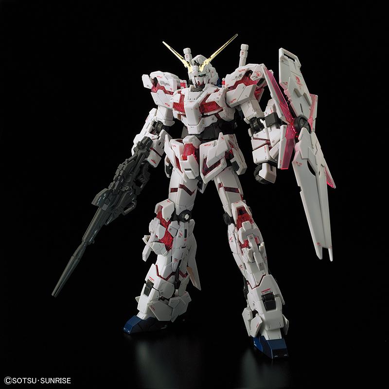 RG Real Grade Gundam Unicorn 1/144