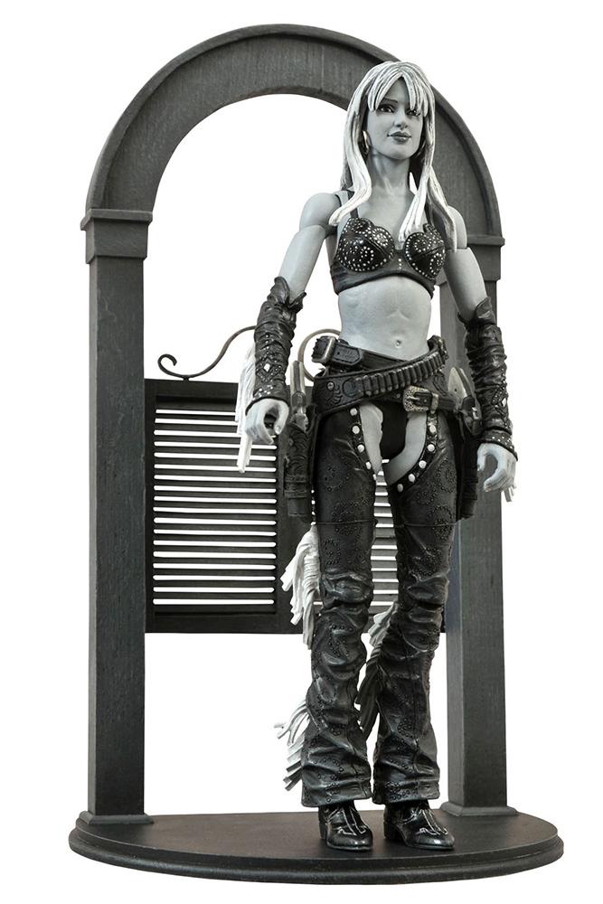 Action Figure Sin City Select  Nancy 17 cm