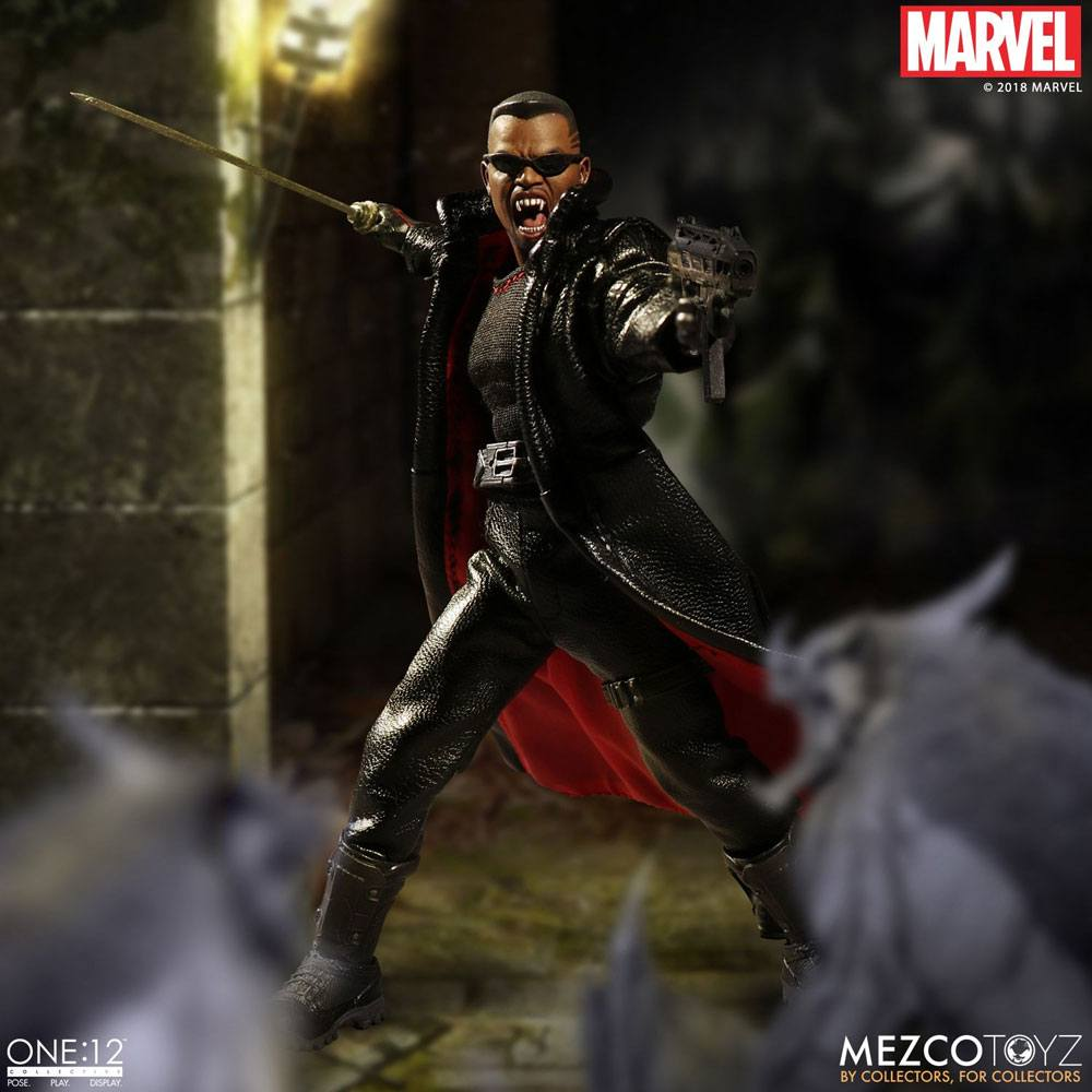 Marvel Universe Action Figure 1/12 Blade 16 cm