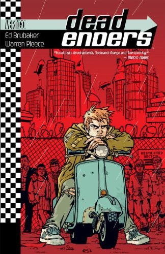 Vertigo: DC Comics - Dead Enders #1 (oferta capa protetora)
