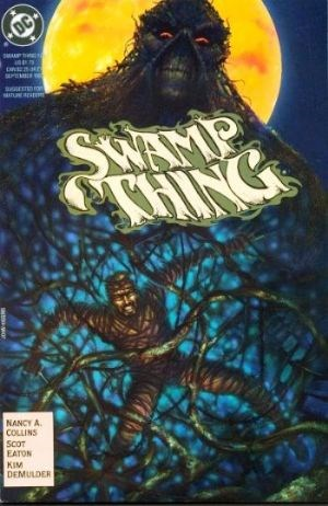 DC Comics- Swamp Thing #123 (oferta capa protetora)