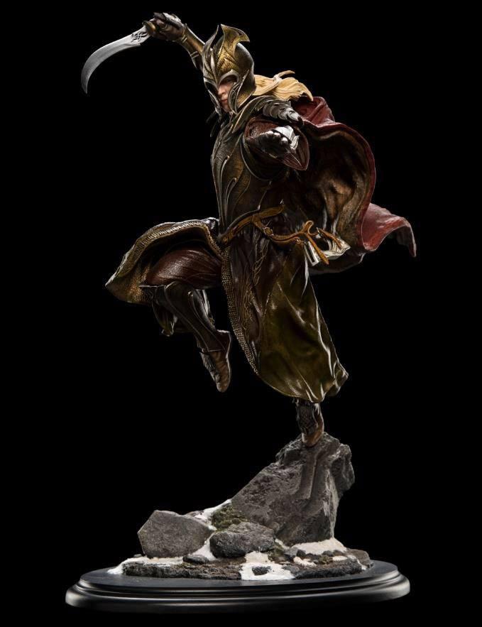 Hobbit The Battle of the Five Armies Statue 1/6 Mirkwood Elf Soldier