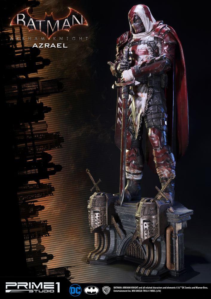 Batman Arkham Knight 1/3 Statue Azrael 82 cm