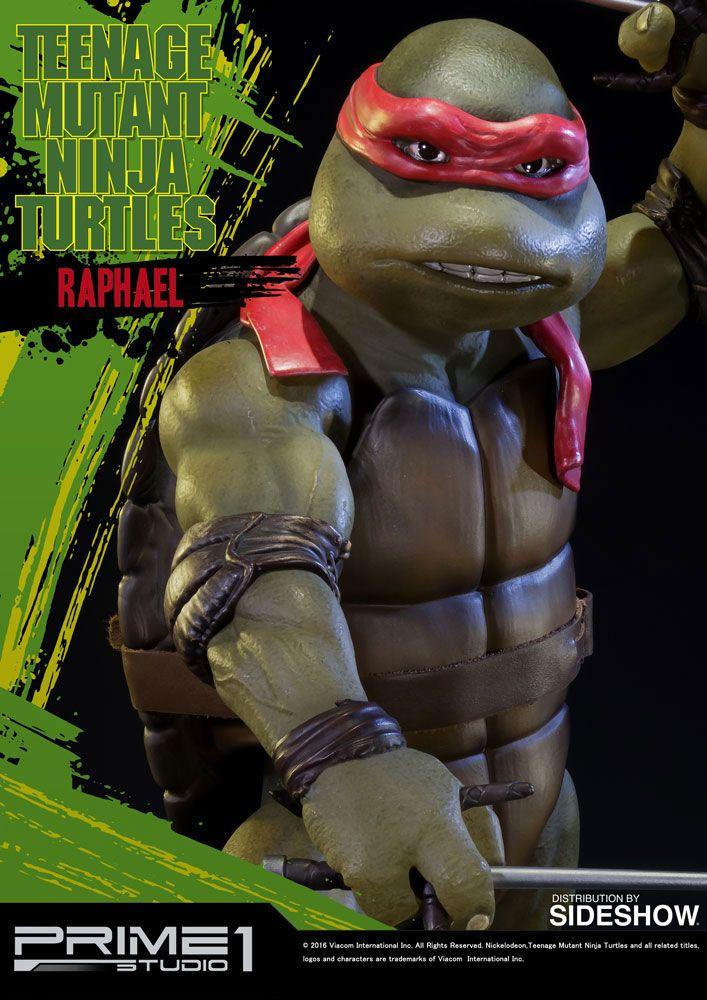 Teenage Mutant Ninja Turtles 1990 Statue Raphael 48 cm