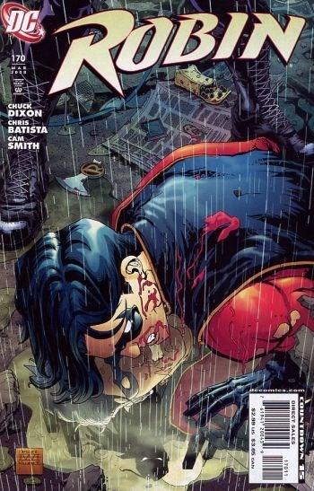 DC Comics - Robin #170 (oferta capa protetora)