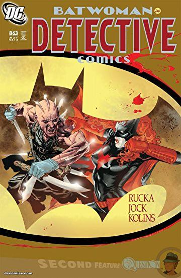 DC Comics - Batwoman Detective Comics #863 (oferta capa protetora)