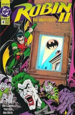 DC Comics - Robin II The Joker Wild! #4 (oferta capa protetora)