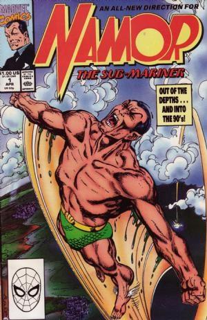 Marvel Comics - Namor the Sub-Mariner #1  (oferta capa protetora)