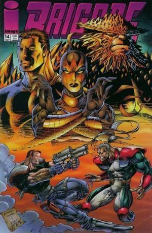 Image Comics - Brigade#14 (oferta capa protetora)