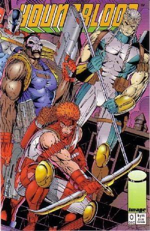 Image Comics - YoungBlood #0 (oferta capa protetora)
