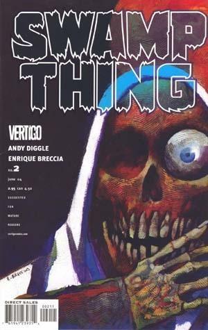 Vertigo:  Swamp Thing #2 (oferta capa protetora)