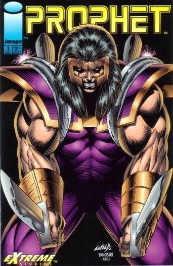 Image Comics - Prophet #2 (oferta capa protetora)