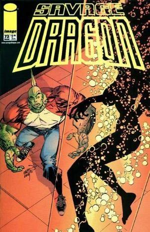 Image Comics - Savage Dragons #73 (oferta capa protetora)