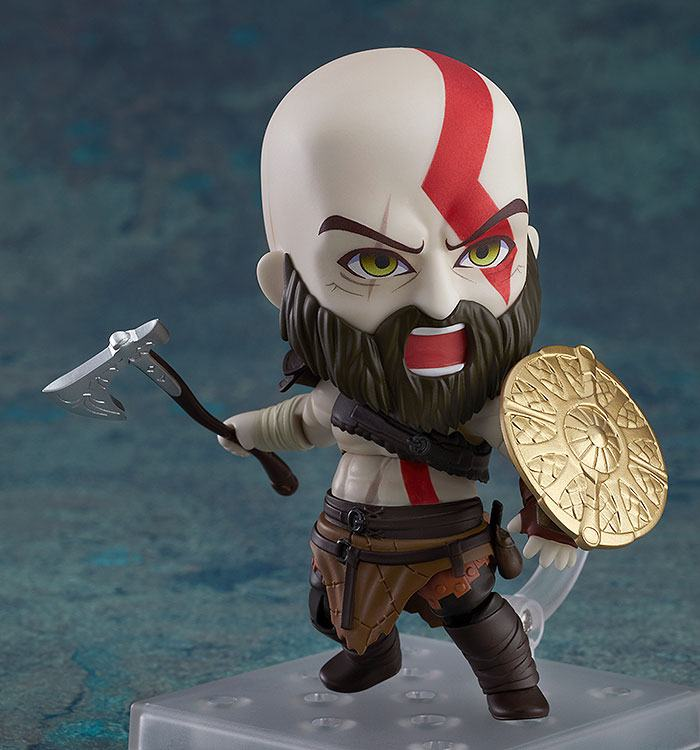 God of War Nendoroid Action Figure Kratos 10 cm