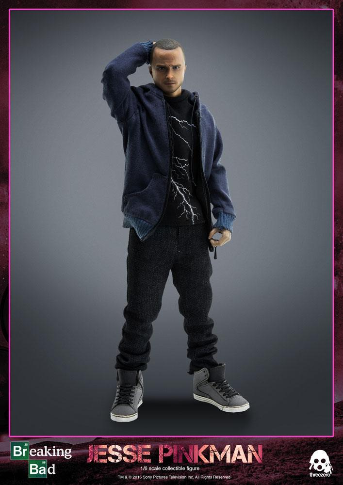 Breaking Bad Action Figure 1/6 Jesse Pinkman 30 cm