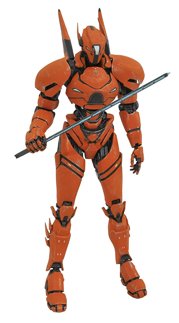 Pacific Rim Uprising Serie 1 Select Action Figure Saber Athena 18 cm
