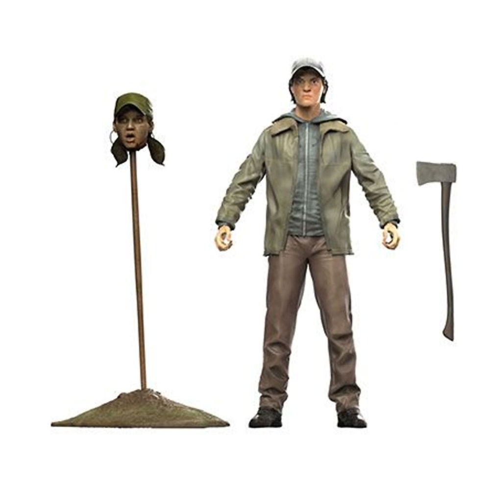 The Walking Dead Comic Series 5 Glenn 13 cm