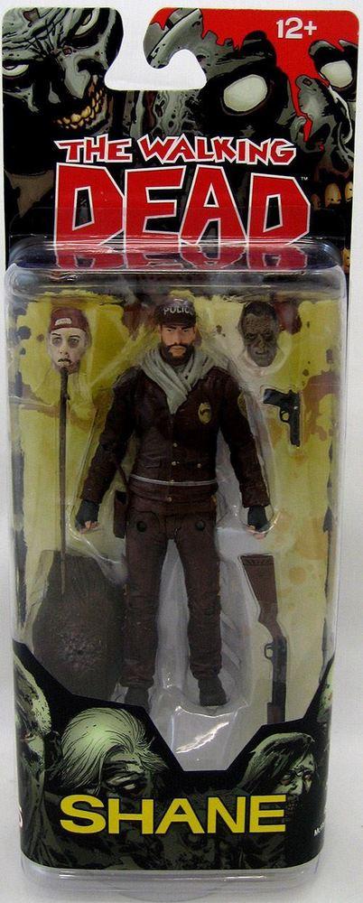 The Walking Dead Comic Series 5 Shane 13 cm