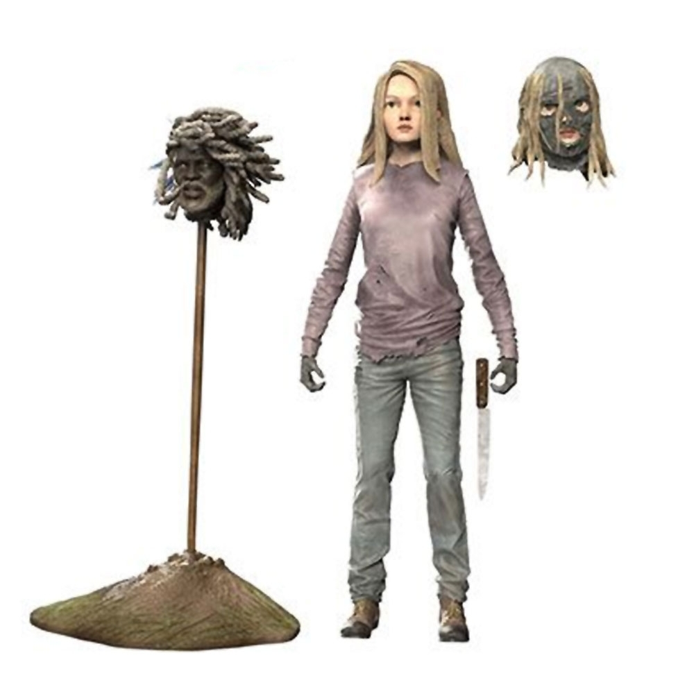 The Walking Dead Comic Series 5 Lydia 10 cm