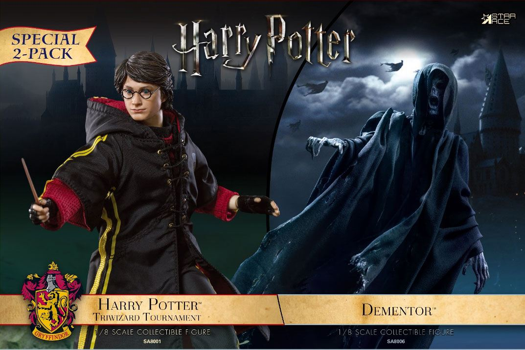 Harry Potter Action Figure 2-Pack 1/8 Dementor & Harry Potter 16-23 cm