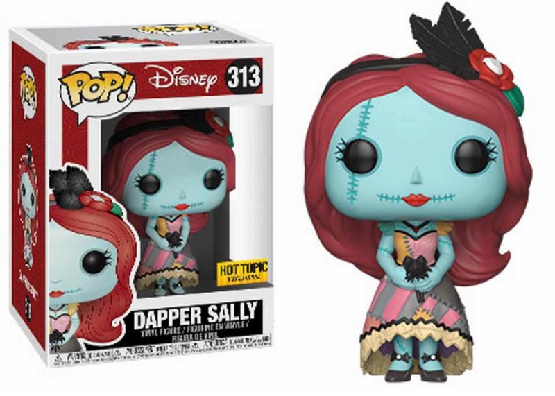 Pop! Disney: Nightmare Before Christmas - Dapper Sally Exclusive Edition