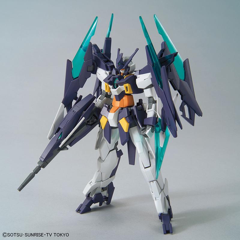 High Grade HGBD Gundam Age II Magnum 1/144