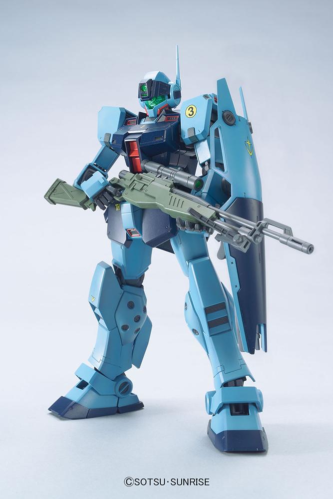 MG Master Grade GM Sniper II 1/100