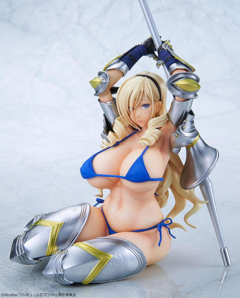 Walkure Romanze Statue 1/7 Celia Cumani Aintree End Card Ver. 14 cm
