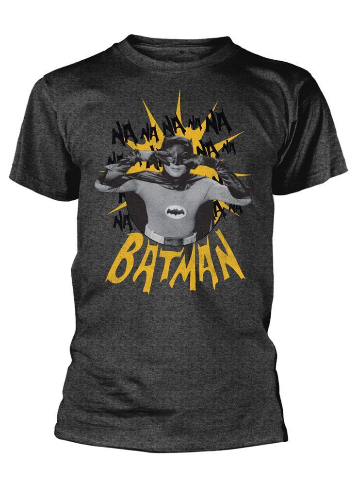 T-Shirt DC Comics Batman First Nanananana Tamanho L