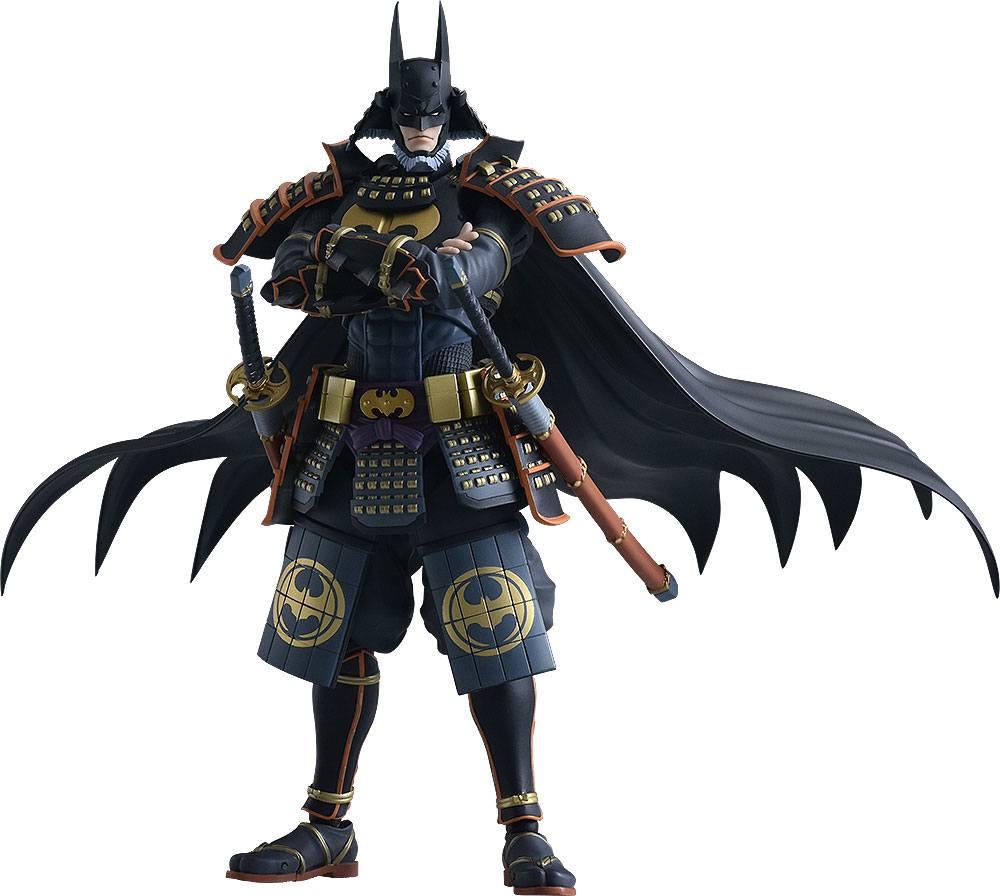 Batman Ninja Figma Action Figure Batman Ninja DX Sengoku Edition 16 cm