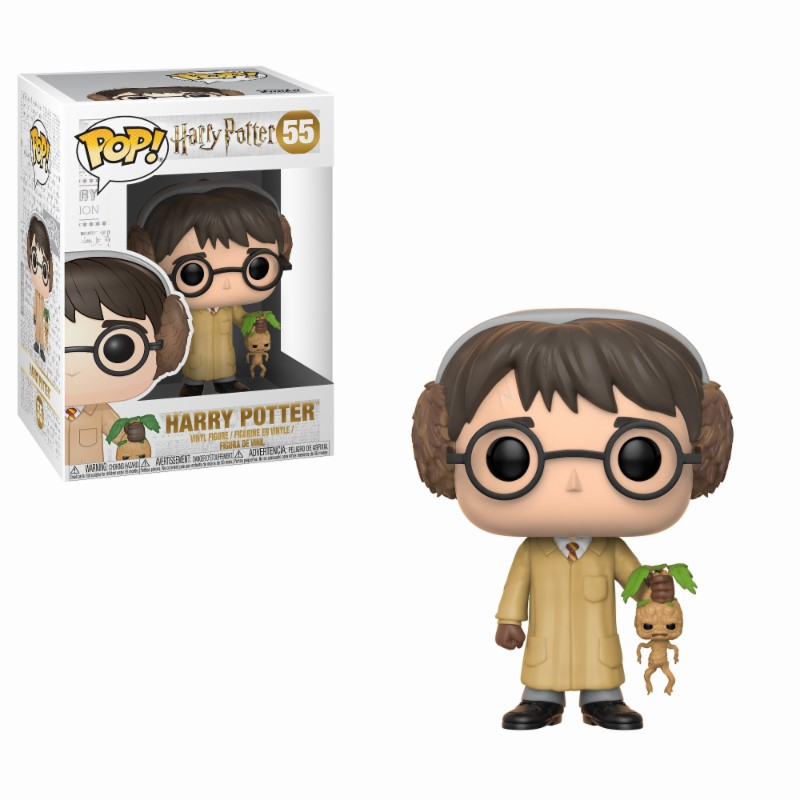 Pop! Harry Potter: Harry Herbology Vinyl Figure 10 cm