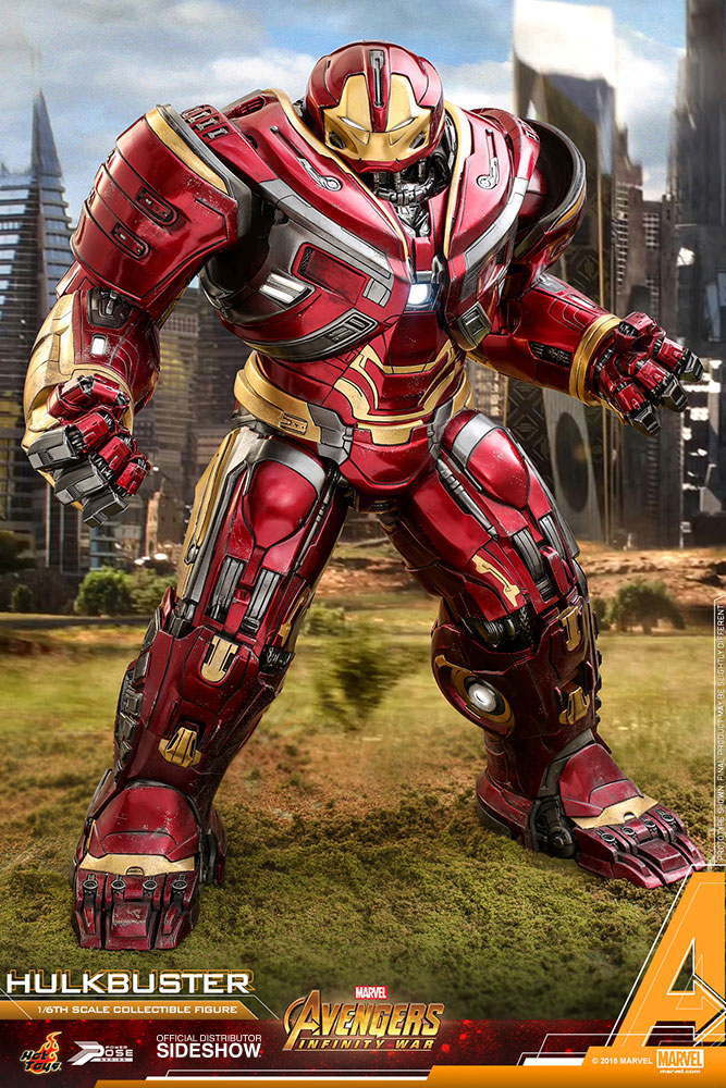 Marvel: Avengers Infinity War - Hulkbuster 1:6 Scale Figure