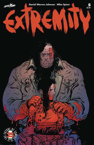 Image Comics - Extremity #5 (oferta capa protetora)