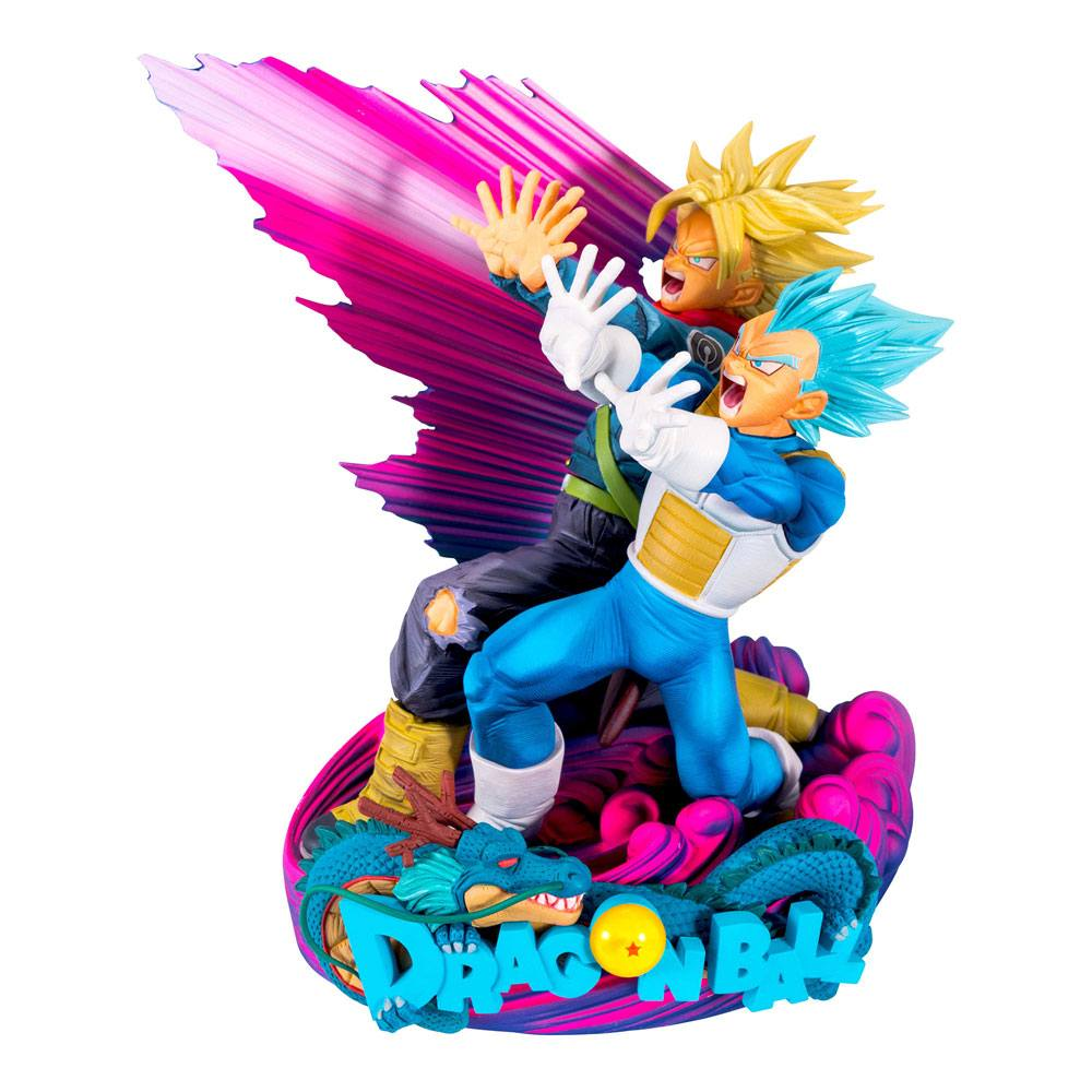 Dragonball Super Super Master Stars Piece Figure Vegeta & Trunks Special